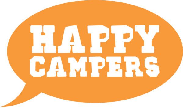 Logo Happy Campers